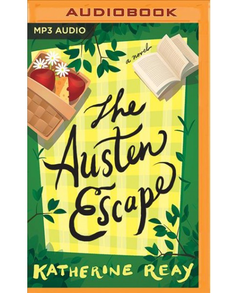 Austen Escape (MP3-CD) (Katherine Reay) - image 1 of 1