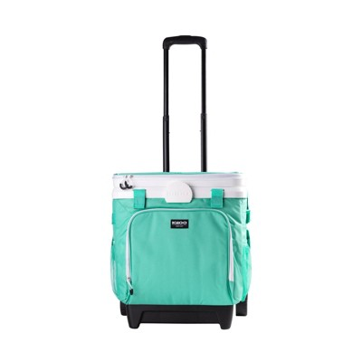 Igloo Cool Fusion 36qt Roller Cooler - Mint