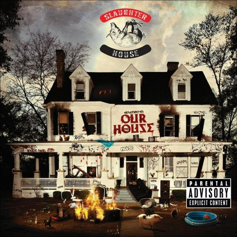Slaughterhouse - Welcome To: Our House [Explicit Lyrics] (CD) - image 1 of 1