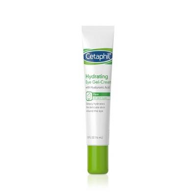 Cetaphil Hydrating Eye Gel Cream - 0.5oz