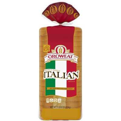 Oroweat Italian Bread - 624g