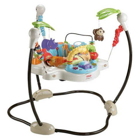 Fisher-Price Jumperoo - Luv U Zoo - image 1 of 7