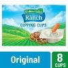 Hidden Valley Original Ranch Salad Dressing To Go Cups - 1.5 fl oz/8pk - image 3 of 4