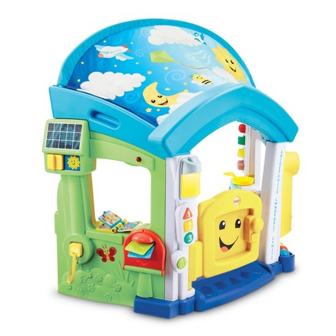 Fisher-Price Laugh and Learn Smart Learning Home - image 1 of 4