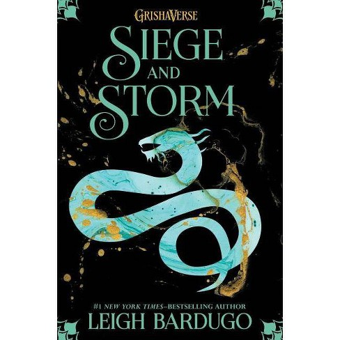 Siege and Storm - (Shadow and Bone Trilogy) by  Leigh Bardugo (Hardcover) - image 1 of 1
