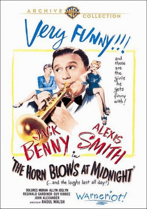 Horn Blows At Midnight (DVD) - image 1 of 1