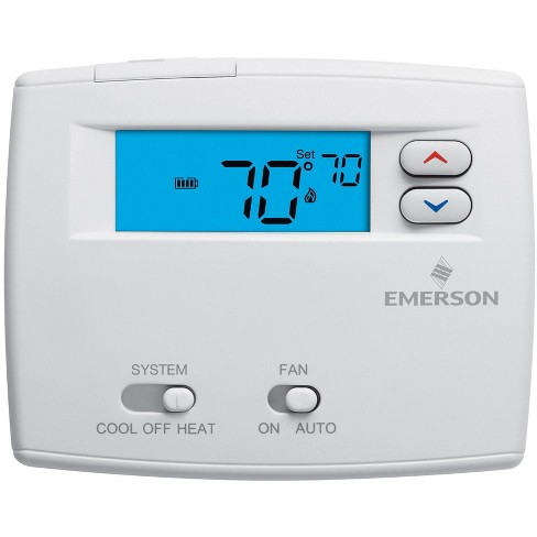 White-Rodgers 1F86-0244 White-Rodgers 1F86-0244 Non Programmable Digital Thermostat - image 1 of 1