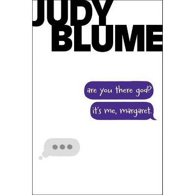 Are You There God? It's Me, Margaret. - by Judy Blume (Paperback)