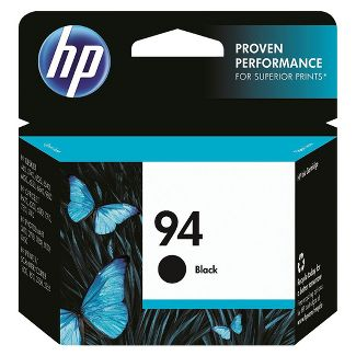 HP 94 Single Ink Cartridge - Black (C8765WN#140)
