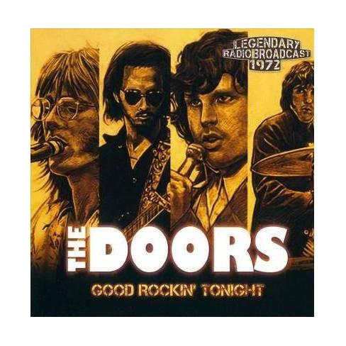 Doors - Good Rockin' Tonight (CD) - image 1 of 1