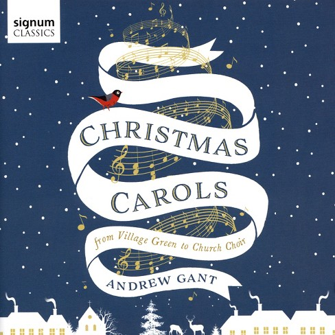 Andrew gant - Christmas carols:From village green (CD) - image 1 of 1