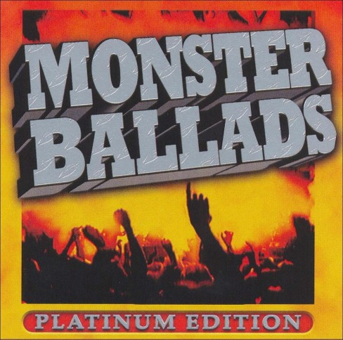 Various - Monster ballads:Platinum edition (CD) - image 1 of 1