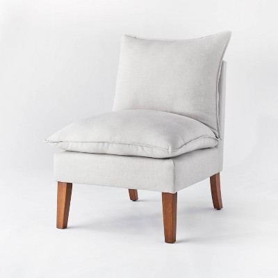 Bethel Pillow Top Accent Chair with Turned Legs - Threshold™
