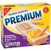 Handi-Snacks Premium Breadsticks 'N Cheese Dip - 6ct/1.09oz - image 3 of 4