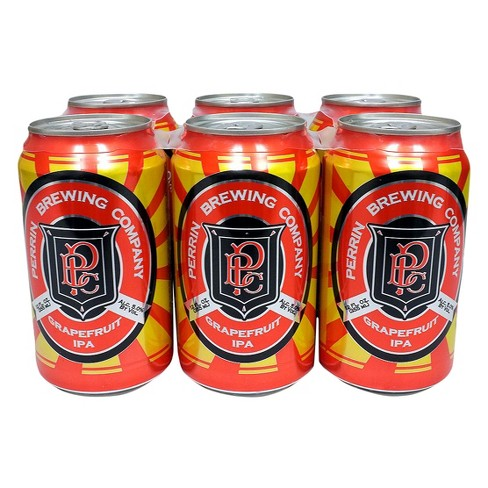 Perrin® Brewing Company Grapefruit IPA - 6pk / 12oz Cans - image 1 of 1