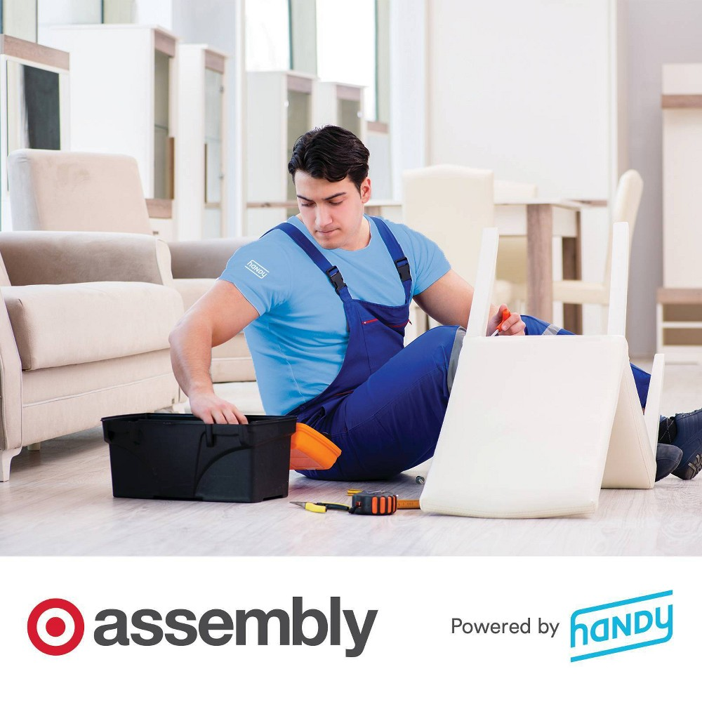 Chair Assembly Powered By Handy