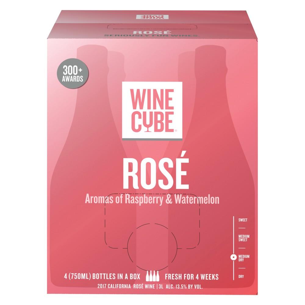 Rose - 3L Box - Wine Cube Rose - 3L Box - Wine Cube