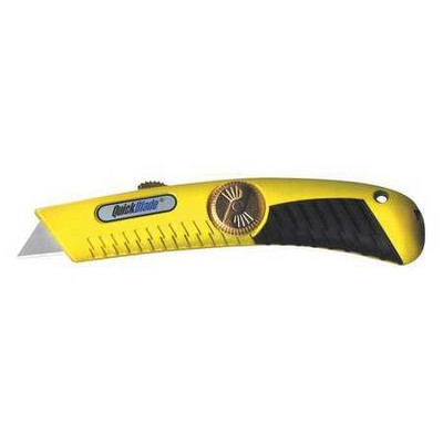 PACIFIC HANDY CUTTER, INC QBR-18 Utility Knife, Retractable, Utility, General