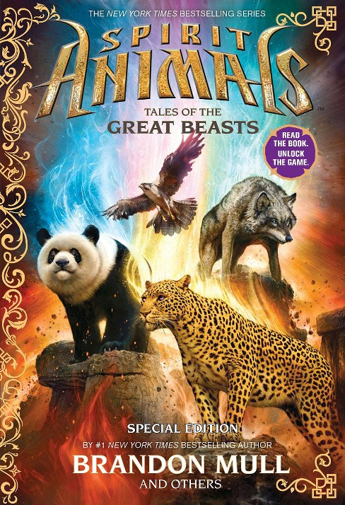 Tales of the Great Beasts ( Spirit Animals) (Special) (Hardcover) by Brandon Mull - image 1 of 1