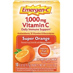 Emergen-C Vitamin C Drink Mix - Super Orange