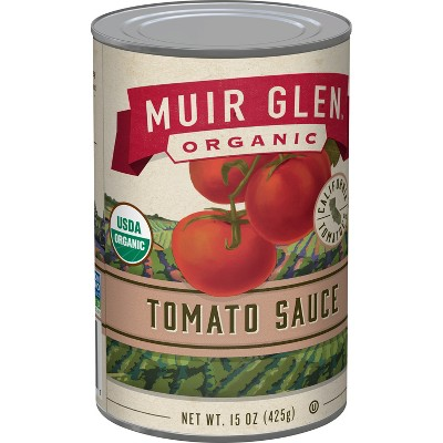 Muir Glen Organic Tomato Sauce - 15oz
