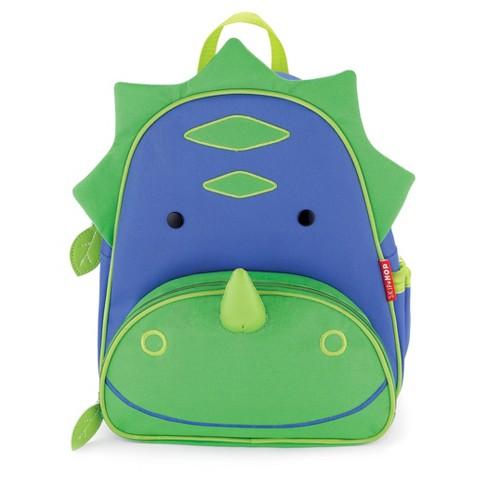 ebd2287eb997 Skip Hop ZOO Little Kids  Backpack - Dinosaur   Target