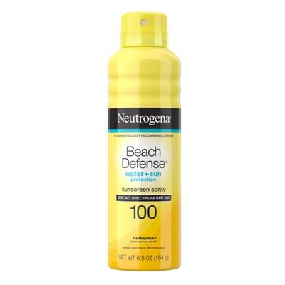 Neutrogena Beach Defense Sunscreen Spray - 6.5 oz