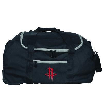 "Mojo NBA 21"" Carry-On Softside Wheeled Duffel Bags"