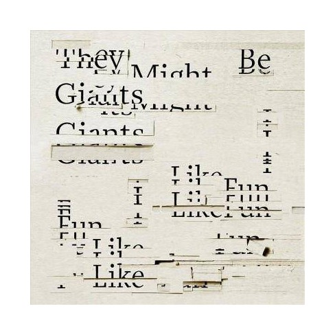They Might Be Giants - I Like Fun (Vinyl) - image 1 of 1