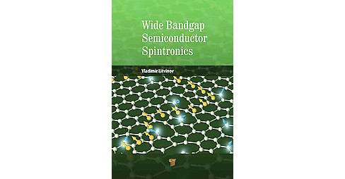 Wide Bandgap Semiconductor Spintronics (Hardcover) (Vladimir Litvinov) - image 1 of 1