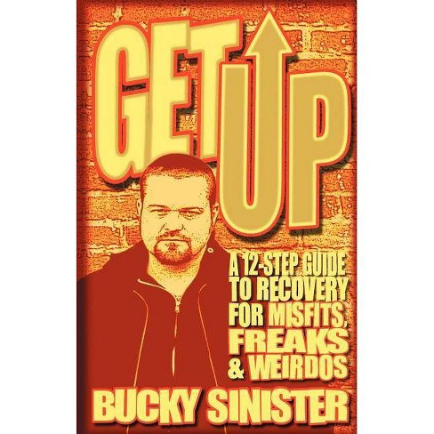 Get Up - by  Bucky Sinster (Paperback) - image 1 of 1