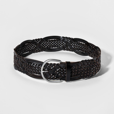 Women's Macrame Belt - Universal Thread™ - image 1 of 2