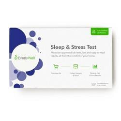 EverlyWell Sleep & Stress Test - Lab Fee Included