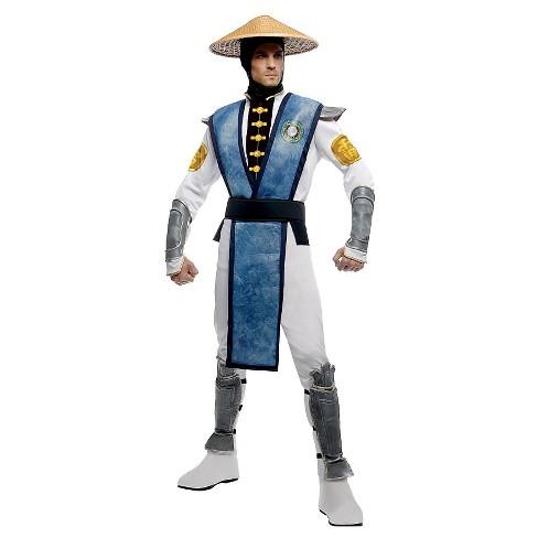Men's Mortal Kombat Raiden Costume - image 1 of 1