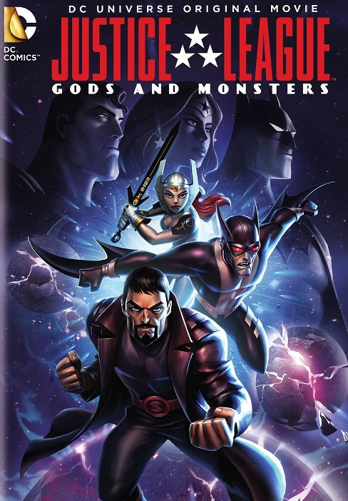 Justice League: Gods and Monsters - image 1 of 1