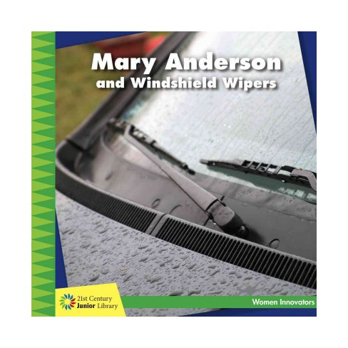 mary anderson windshield wiper