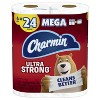 Charmin Ultra Strong Toilet Paper - Mega Rolls - image 4 of 4