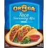 Ortega Taco Seasoning Mix 1.25oz - image 2 of 4