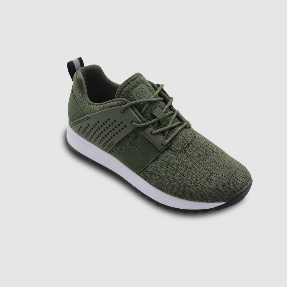 Women's Edge Knit Jogger Sneakers - C9 Champion Green 11