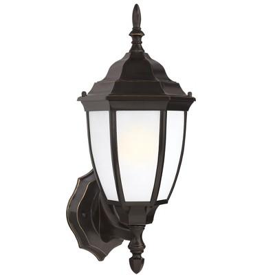 Generation Lighting Bakersville 1 light Heirloom Bronze Outdoor Fixture 89940-782