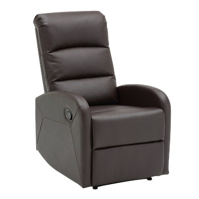 Dormi Contemporary Upholstered Recliner Chair - LumiSource