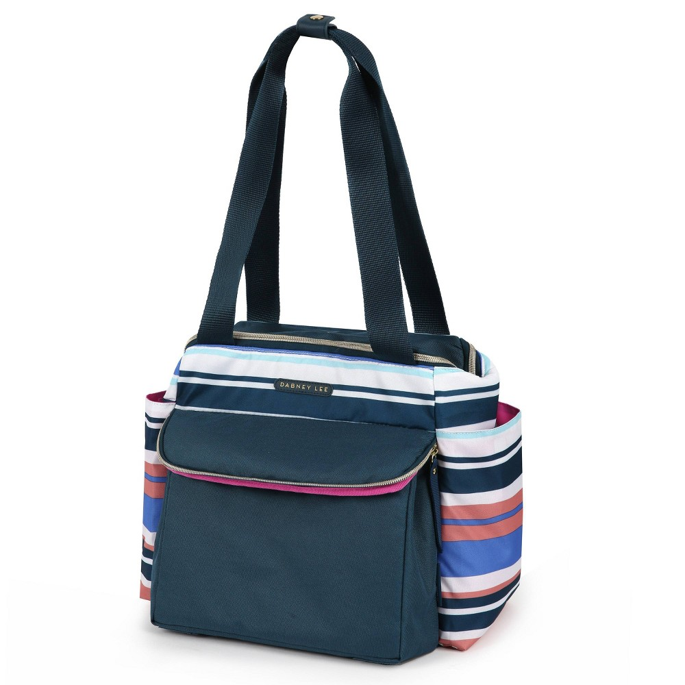 Image of Dabney Lee 22c Tote Cooler - Stripe