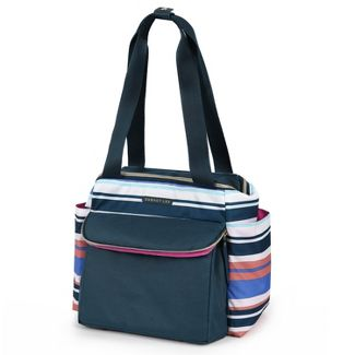 Dabney Lee 22c Tote Cooler - Stripe