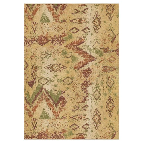 Sandy Beige Rug - Orian - image 1 of 5