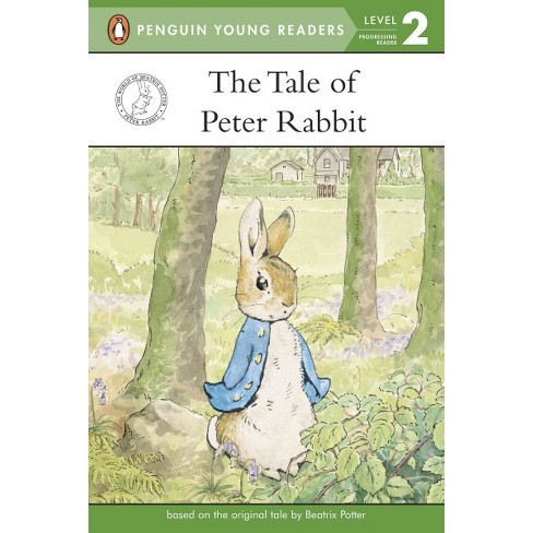 The Tale of Peter Rabbit - (Penguin Young Readers: Level 2) by  Beatrix Potter (Paperback) - image 1 of 1