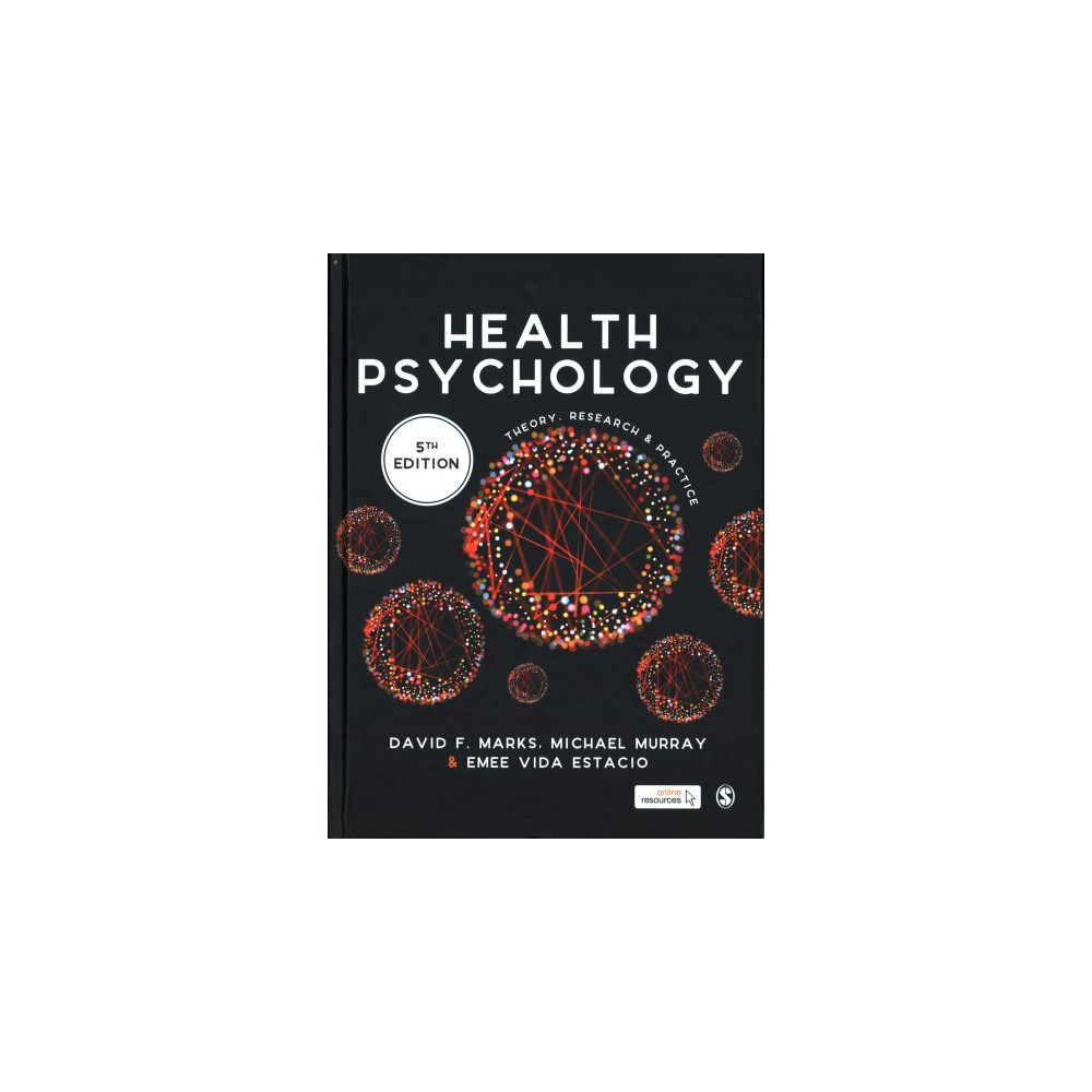 Health Psychology : Theory, Research & Practice - 5 (Hardcover)