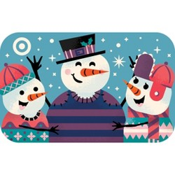 Snowman Sweaters GiftCard