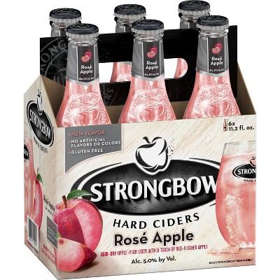 Strongbow Rose Cider - 6pks/12 fl oz Bottles