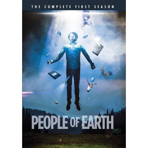 People Of Earth: The Complete First Season (DVD) - image 1 of 1
