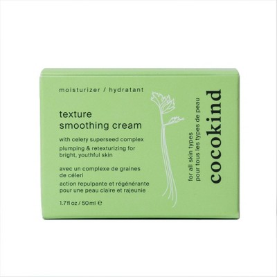 Cocokind Texture Smoothing Cream - 1.7 fl oz